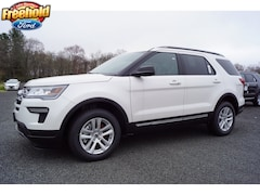 New 2019 Ford Explorer XLT SUV near Jackson Township