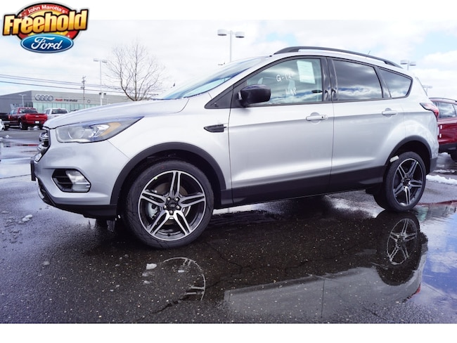 2019 Ford Escape SEL SUV near Jackson Township NJ at Freehold Ford