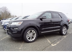 New 2018 Ford Explorer XLT SUV near Jackson Township