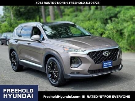 2019 Hyundai Santa Fe Ultimate 2.0T SUV
