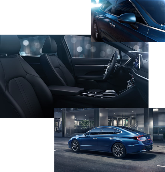 All New Platform 2020 Hyundai Sonata Coming Soon To