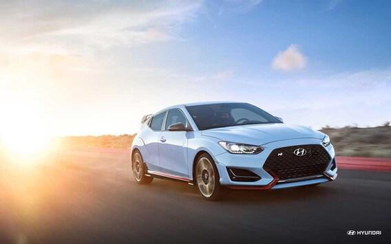The All New 2019 Hyundai Veloster N at Freehold Hyundai