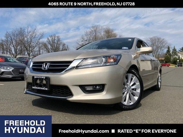 2014 Honda Accord EX-L w/Navigation Sedan