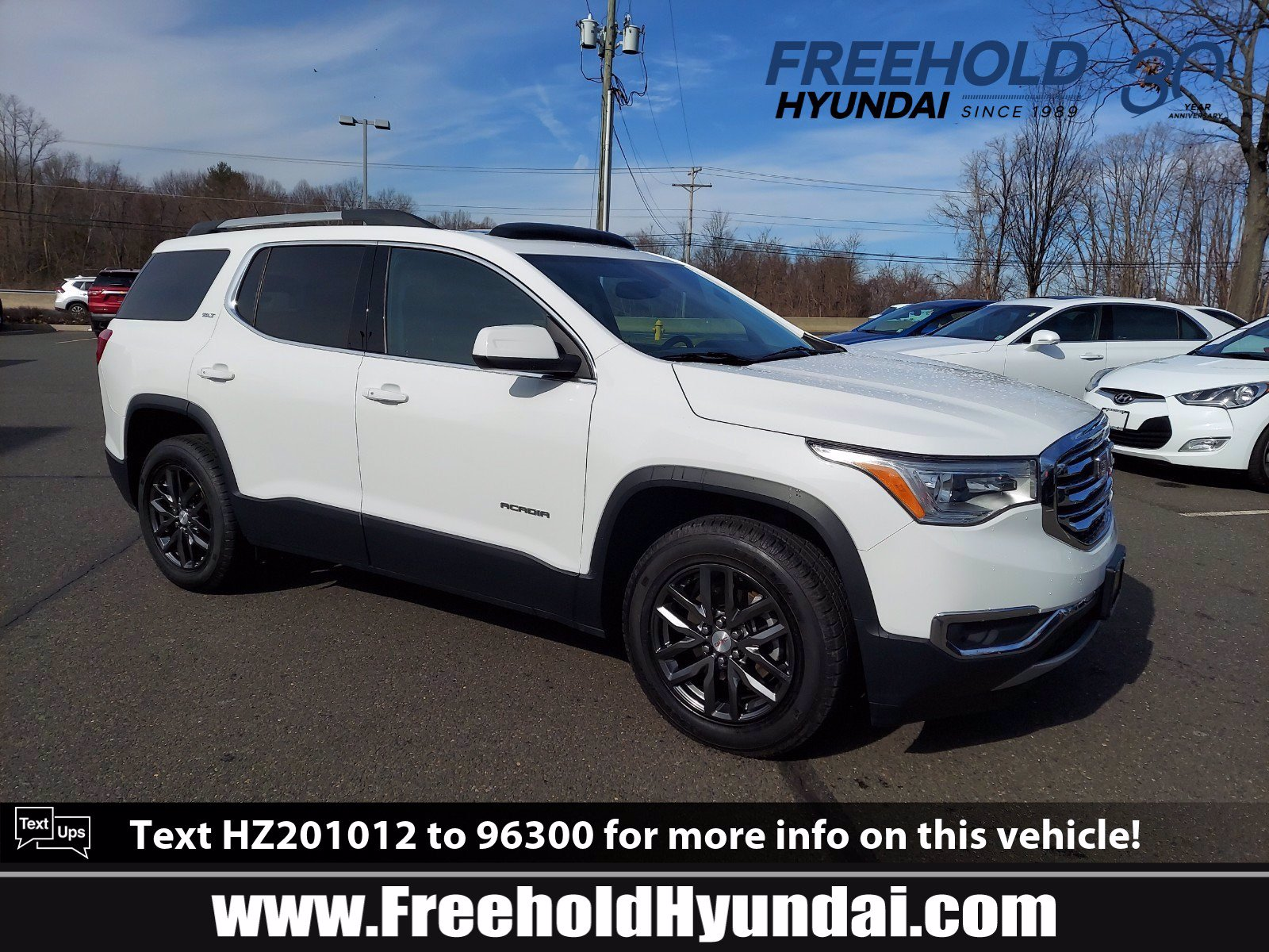 Used Gmc Acadia Freehold Township Nj