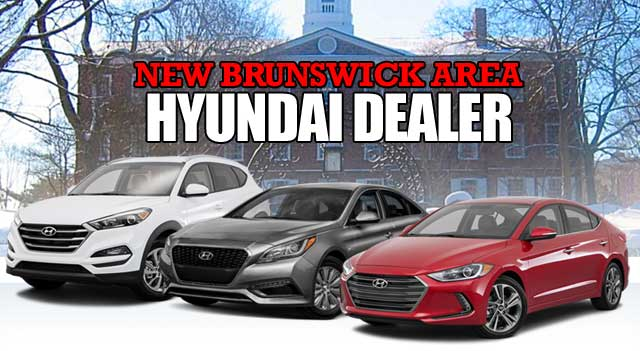 Beautiful Hyundai Dealer Near New Brunswick NJ
