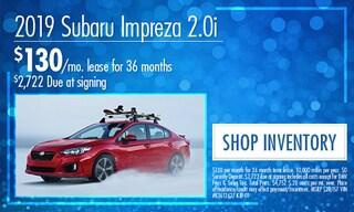 March | Subaru Impreza