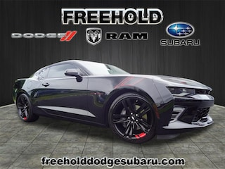 Used 2017 Chevrolet Camaro SS Coupe for sale in Freehold, NJ