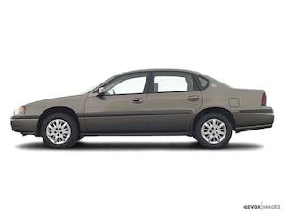 Used 2004 Chevrolet Impala Base Sedan 2G1WF52E649131954 for sale in Freehold NJ