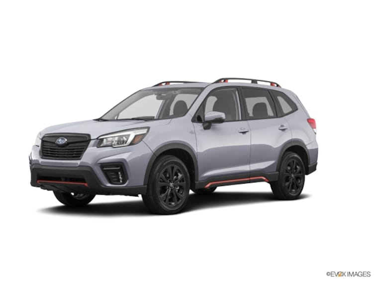 New 2019 Subaru Forester Sport SUV for sale in Freehold