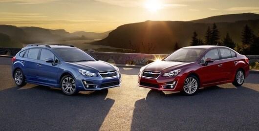 2015 Subaru Impreza vs. Mazda 3 | Subaru Dealer Freehold NJ