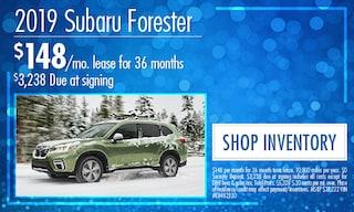 March | 2019 Subaru Forester