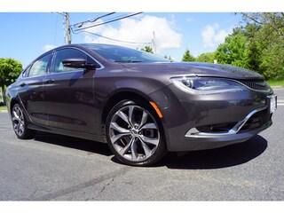 Used 2016 Chrysler 200 C Sedan for sale in Freehold, NJ
