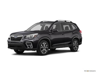 New 2019 Subaru Forester Limited SUV JF2SKAUC7KH555594 for sale in Freehold
