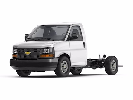 2016 Chevrolet Express Cutaway 3500 Cutaway Van