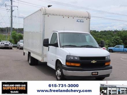 2019 Chevrolet Express Cutaway 3500 Cutaway Van