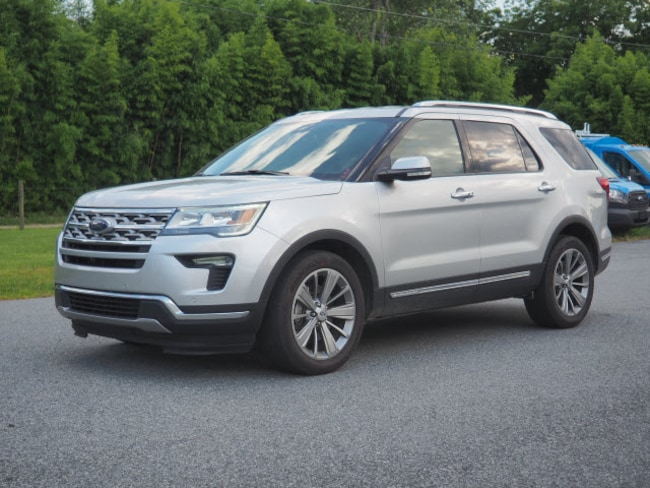 2018 Ford Explorer Limited Limited  SUV