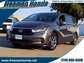 2021 Honda Odyssey EX Van