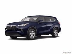 2021 Toyota Highlander XLE SUV