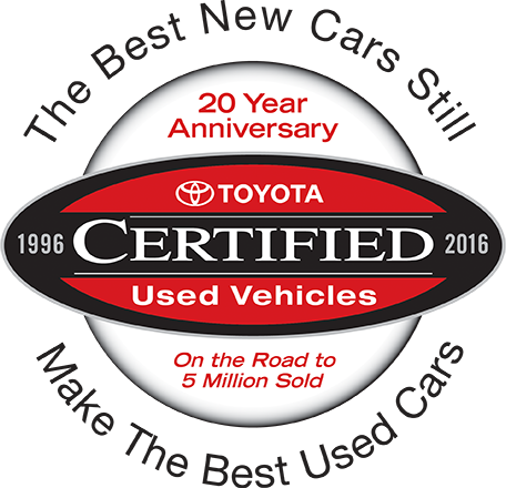 Toyota Certified Pre-Owned >> Toyota Certified Pre Owned Vehicles Freeman Toyota Santa