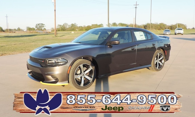 New 2019 Dodge Charger GT RWD Sedan For Sale/Lease Fairfield, TX