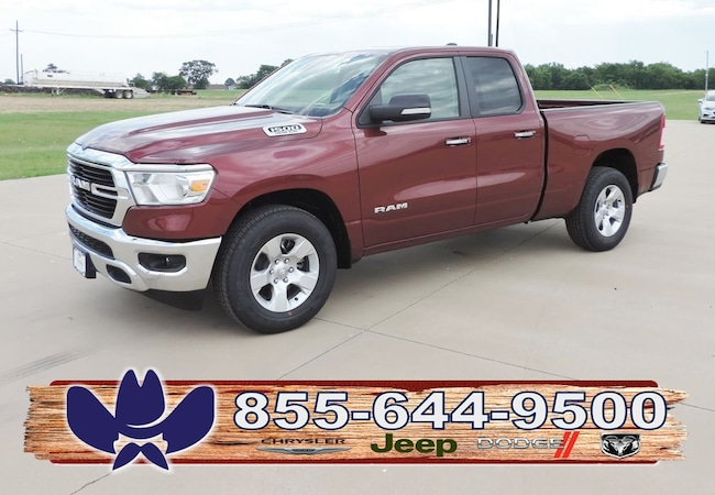 New 2019 Ram 1500 BIG HORN / LONE STAR QUAD CAB 4X2 6'4 BOX Quad Cab For Sale/Lease Fairfield, TX