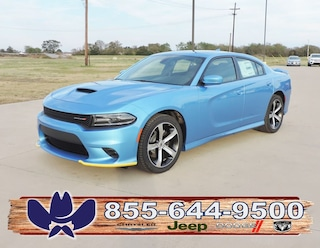 New 2019 Dodge Charger GT RWD Sedan For Sale Fairfield TX