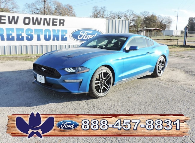 New 2019 Ford Mustang Ecoboost Coupe For sale/lease Fairfield, TX