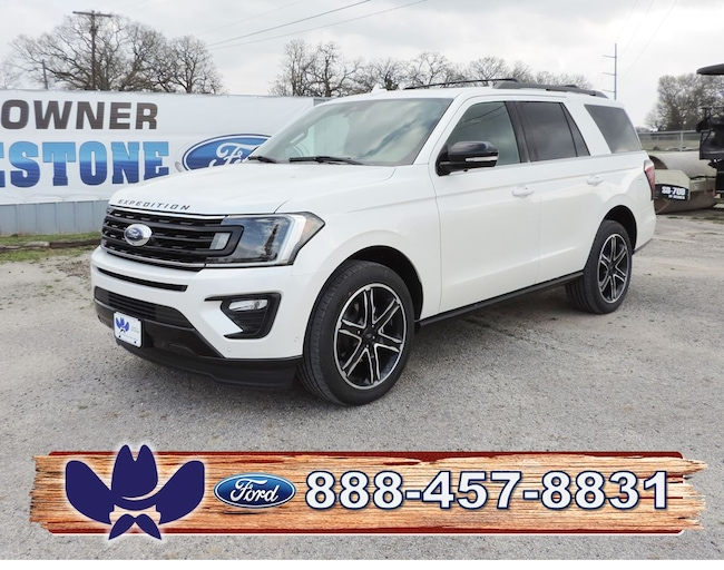 New 2019 Ford Expedition Limited SUV For sale/lease Fairfield, TX