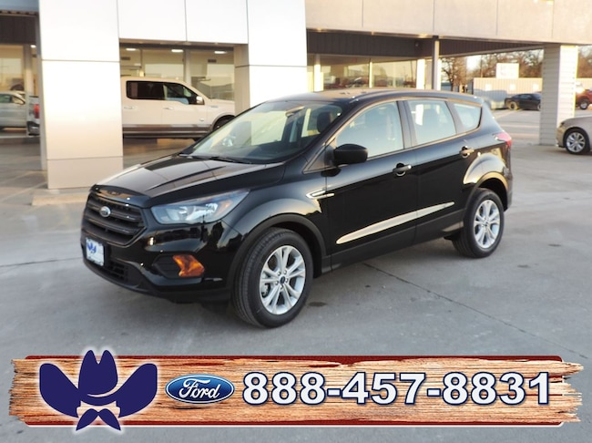 New 2019 Ford Escape S SUV For sale/lease Fairfield, TX