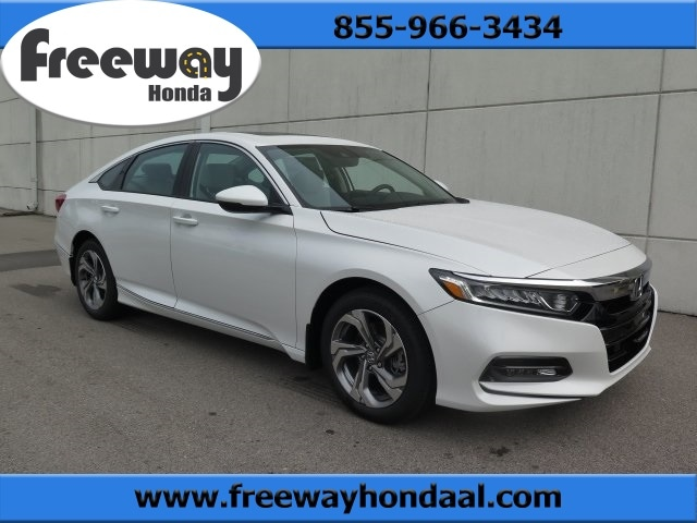 Charming 2018 Honda Accord EX L 2.0T Sedan