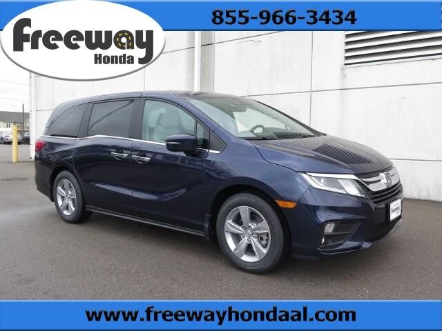 Superb 2018 Honda Odyssey EX L Van