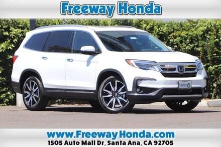 2021 Honda Pilot Touring 8 Passenger FWD SUV