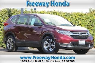 New 2019 Honda CR-V LX 2WD SUV for sale in Santa Ana Ca