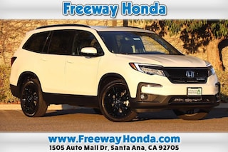 New 2021 Honda Pilot Black Edition AWD SUV for sale in Santa Ana Ca