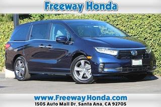 New 2021 Honda Odyssey EX Van for sale in Santa Ana Ca