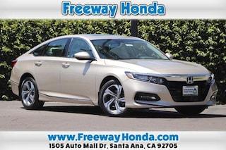 New 2020 Honda Accord EX 1.5T Sedan for sale in Santa Ana Ca