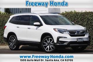 New 2022 Honda Pilot Touring 8 Passenger SUV for sale in Santa Ana Ca