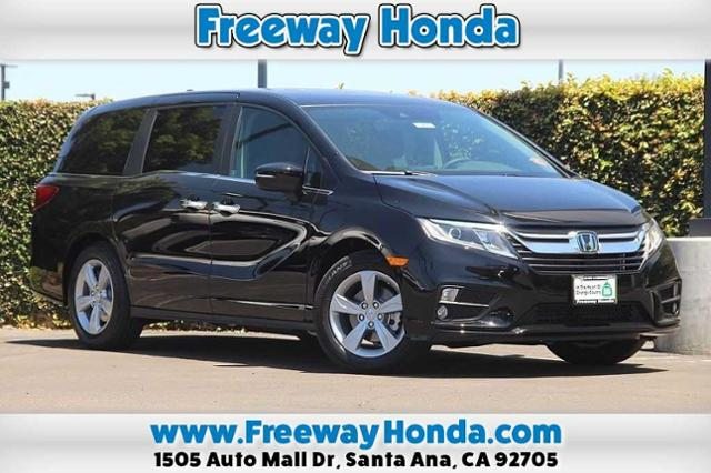 New 2019 Honda Odyssey For Sale Santa Ana Ca