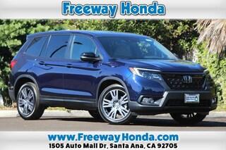 New 2021 Honda Passport EX-L FWD SUV for sale in Santa Ana Ca