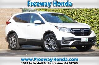 New 2021 Honda CR-V EX-L 2WD SUV for sale in Santa Ana Ca