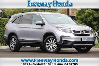 New 2021 Honda Pilot EX-L FWD SUV for sale in Santa Ana Ca