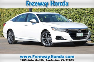 New 2021 Honda Accord EX-L 1.5T Sedan for sale in Santa Ana Ca