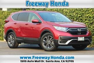 New 2021 Honda CR-V EX 2WD SUV for sale in Santa Ana Ca