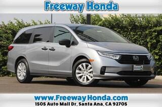 New 2021 Honda Odyssey LX Van For Sale in Santa Ana, CA