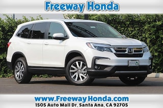 New 2021 Honda Pilot EX-L FWD SUV for sale in Santa Ana Ca