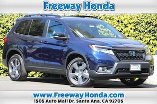 New 2021 Honda Passport Touring SUV for sale in Santa Ana Ca