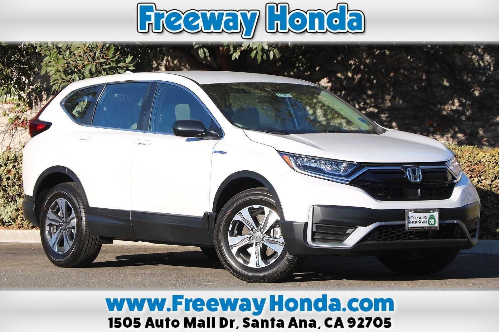 2020 Honda CR-V Hybrid SUV