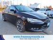 2015 Chrysler 200 S-PANOSUNROOF/NAV/LEATHER Sedan