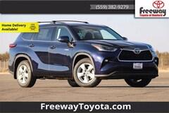 2021 Toyota Highlander Hybrid LE SUV 5TDZARAHXMS006131