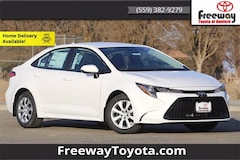 2021 Toyota Corolla LE Sedan 5YFEPMAE7MP191902